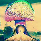 Magic Mushroom Cloud by Dreamwave1