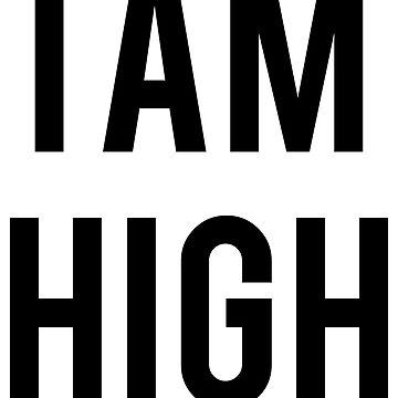 I AM HIGH or am I? by ashikshrestha