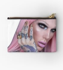 Jeffree Star Pink Studio Pouch