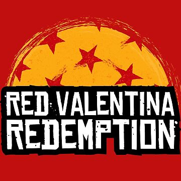 Red Valentina Redemption by kamal-creations