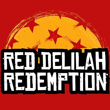Red Delilah Redemption by kamal-creations