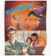Blutsport02 Poster