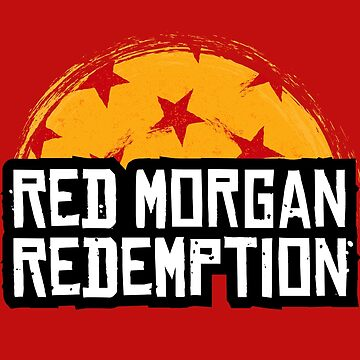 Red Morgan Redemption by kamal-creations