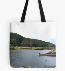 Fishing on the Lakes of Killarney - Kerry, Ireland Tote Bag