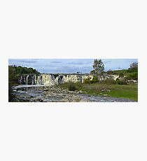 Hopkins Falls near Warrnambool, south west Victoria, Australia Photographic Print