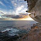 Australian Sundown by andrew poynton