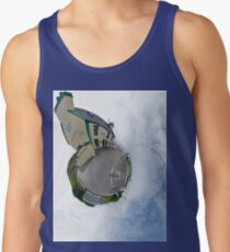 Biddy's House - the Crossroads Pub, Glencolmcille(Sky Out) Tank Top