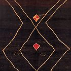Feiija  Antique South Morocco North African Pile Rug by Vicky Brago-Mitchell