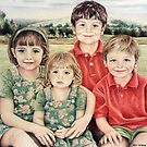 The Orchard Children by bevgeorge