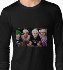 2018 - Frohe Weihnachten Langarmshirt
