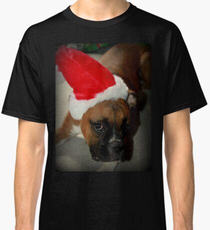 Dino ~ Santas kleiner Helfer ~ Boxer Dog Series Classic T-Shirt