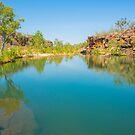 Wunnumurra Gorge by Toddy4x4