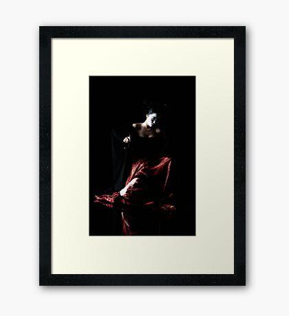 Seppuku Framed Print