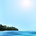 The happy isle. by John Medbury (LAZY J)