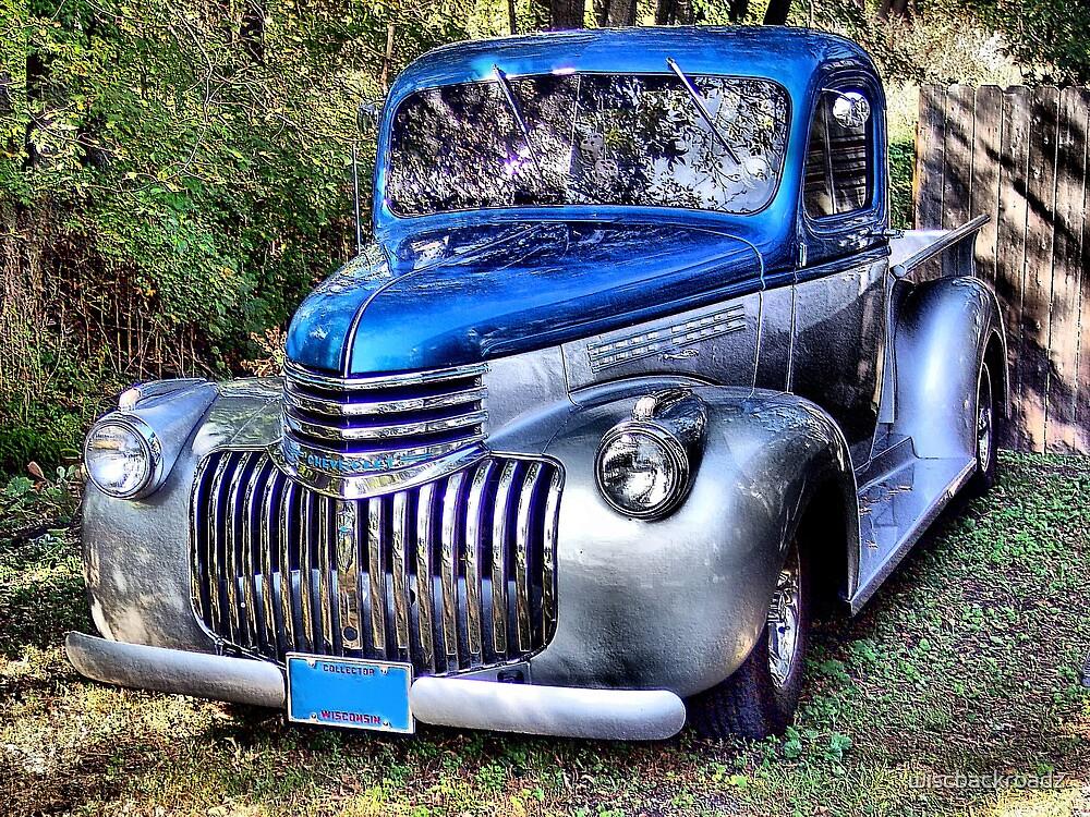 1941 Chevy Pickup by wiscbackroadz