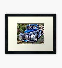 1941 Chevy Pickup Framed Print