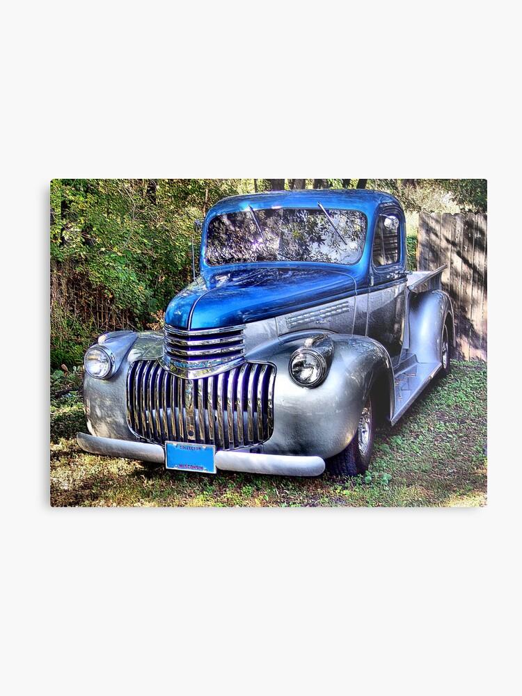 1941 Chevy Pickup | Metal Print