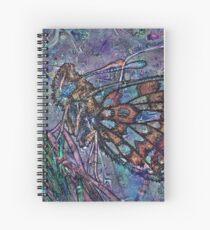Lepidoptera 4 Spiral Notebook
