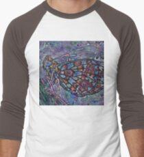 Lepidoptera 4 Men's Baseball ¾ T-Shirt