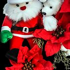 Hey, Santa, Thanks For Bringing Me Along This Year!! by Heather Friedman