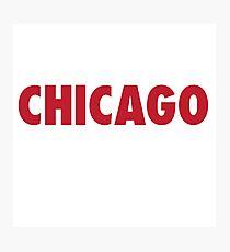 Chicago  Photographic Print