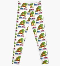 Savvy Turtle For President Limited Edition Leggings