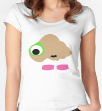 Marcel the Shell Women's Fitted Scoop T-Shirt
