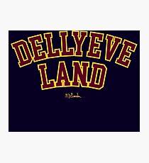 DELLYEVE LAND Photographic Print