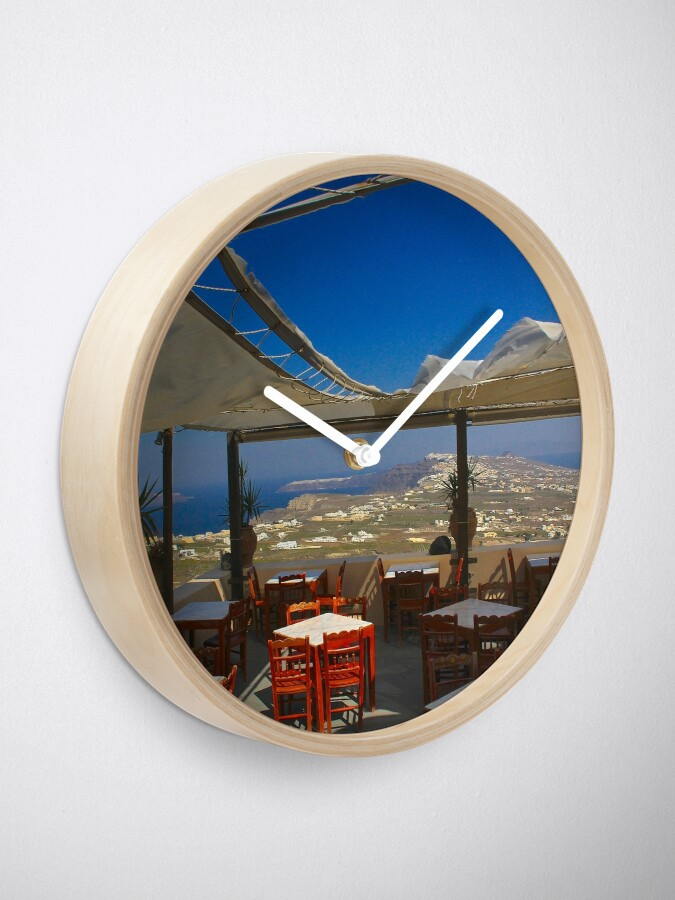 Alternative Ansicht von Ein Blick von Pyrgos Uhr