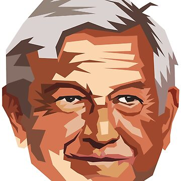 AMLO by SAUHER