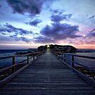 The Bridge - La Perouse, Sydney by Michael Chong