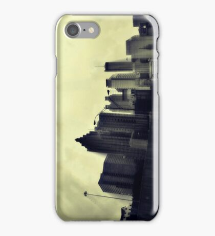 The Day Before Tomorrow iPhone Case/Skin