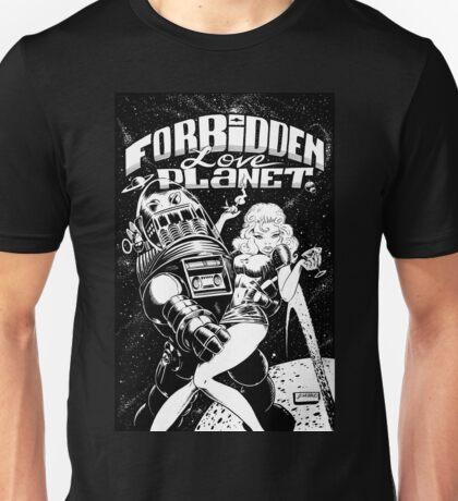FORBIDDEN LOVE PLANET T-Shirt