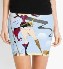 Pirate Girl Adventure ! Mini Skirt