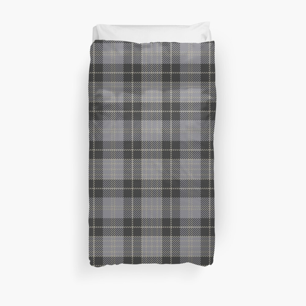 Clan Cargill Tartan (STA 3132, Reproduction) Bettbezug