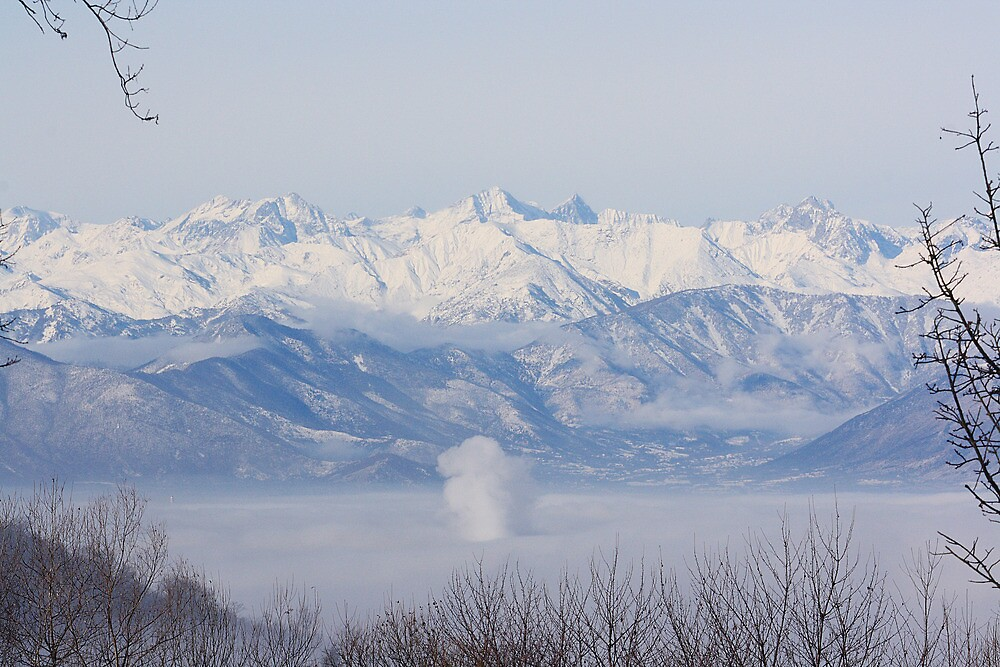 Where is Turin? by Stefano  De Rosa
