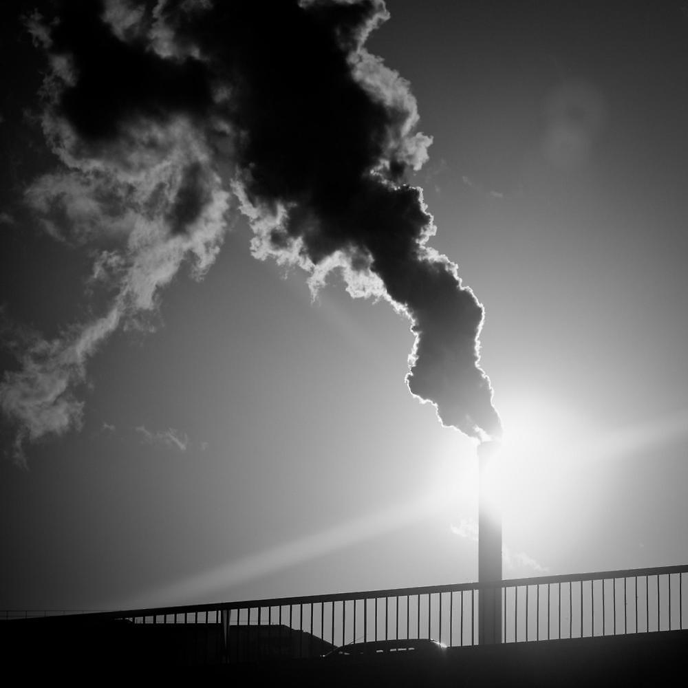 Smoke - Paris, France - 2009 by Nicolas Perriault