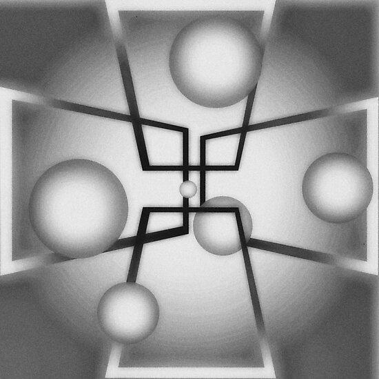 Temporal Matrix by Jay Reed