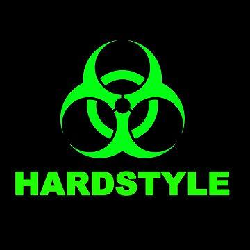 Hardstyle Bio Hazard Biohazard by phil009