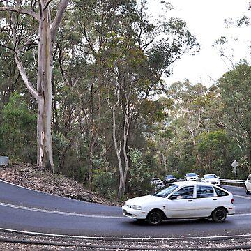 Old Bathurst Road by kllebou