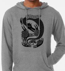 And the dragon Lightweight Hoodie