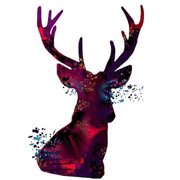 deer by themd-haendler