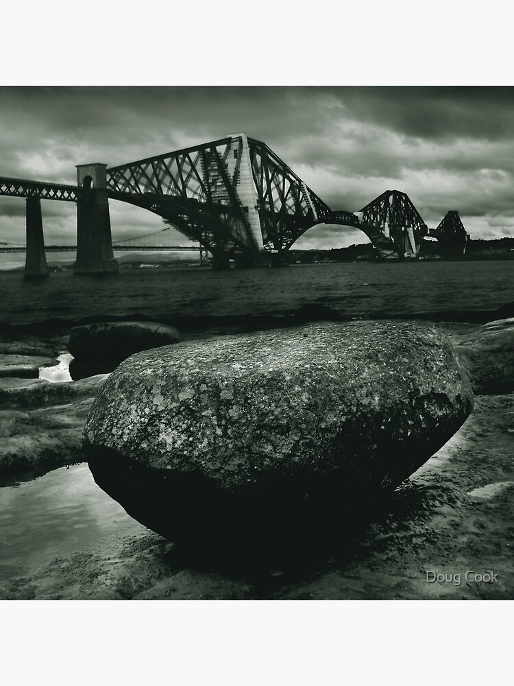 Big Rock Big Bridge by DougCook