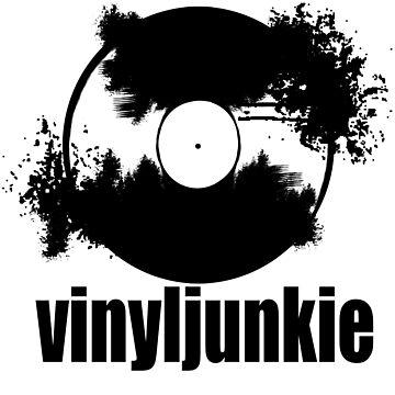 VINYL JUNKIE by themd-haendler