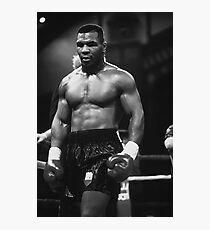 Mike Tyson Photographic Print