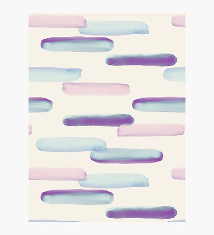 Steps #redbubble #abstractart Photographic Print