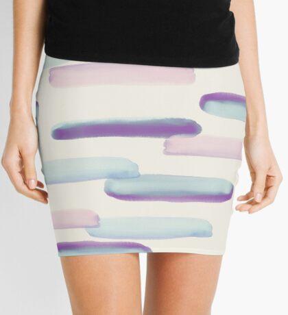 Steps #redbubble #abstractart Mini Skirt