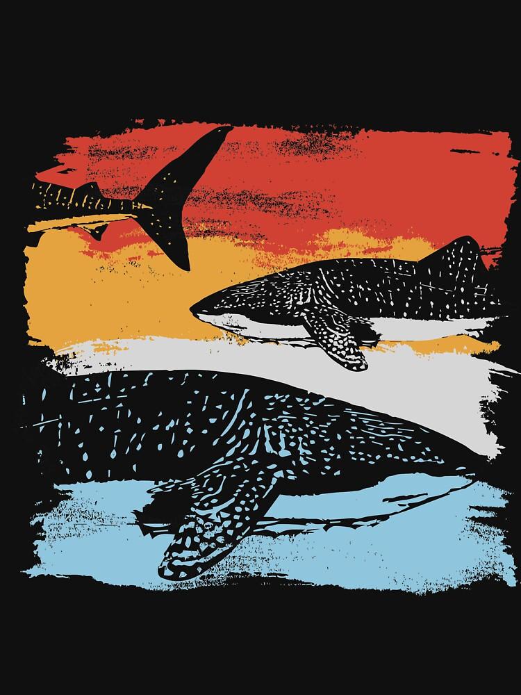 Whale Shark by GeschenkIdee