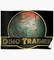 Jurrasic World Dino Trainer Poster