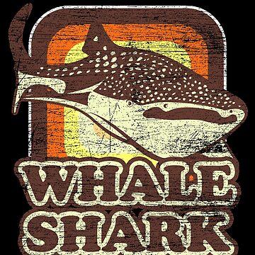 Whale shark danger by GeschenkIdee